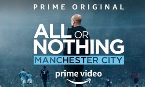 All or Nothing: Manchester City en Amazon Prime Video - SportsonMedia
