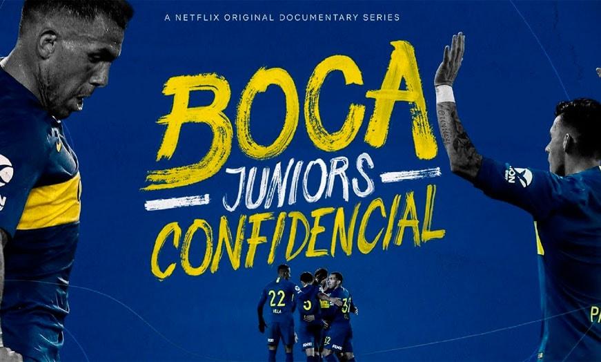 Documental Boca Juniors Confidencial Netflix