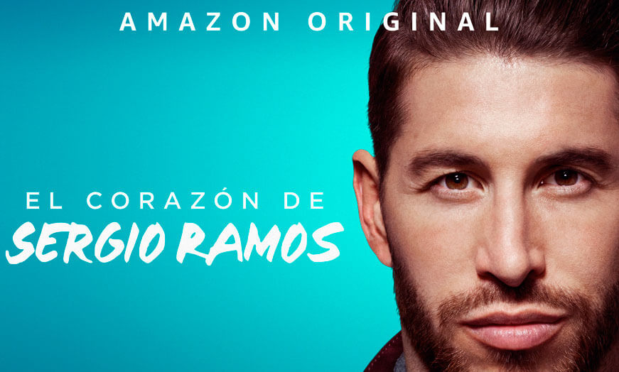 Documental el corazón de Sergio Ramos amazon