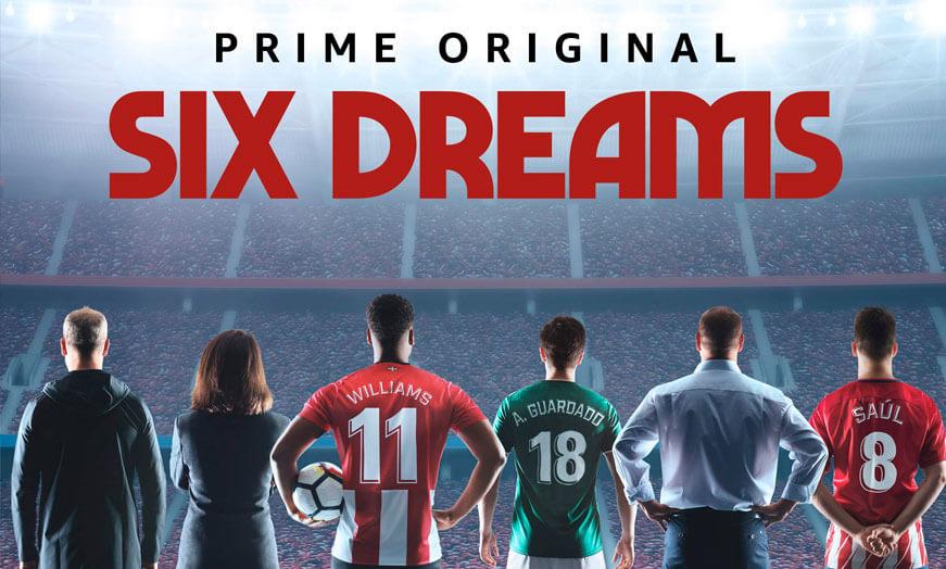 Documental six dreams amazon