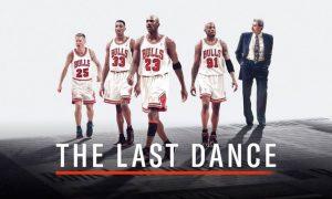 documental the last dance michael jordan chicago bulls netflix