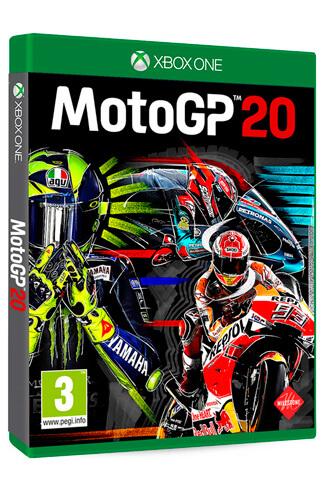 juego motogp 20 xbox one