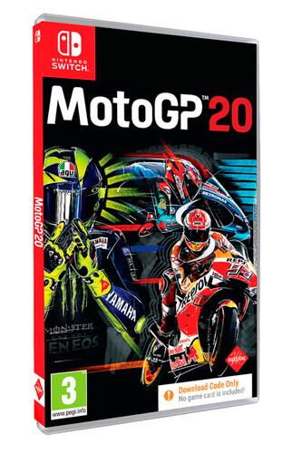 juego motogp 20 nintendo switch