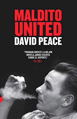 libro maldito united david peace