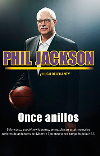 libro once anillos phil jackson