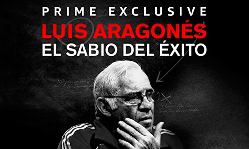 Luis, el sabio del éxito en Amazon Prime Video - SportsonMedia