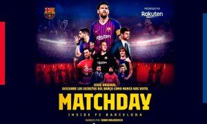 Matchday: inside Fc Barcelona by Rakuten - SportsonMedia