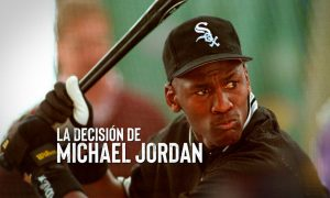 Documental La decisión de Michael Jordan Movistar