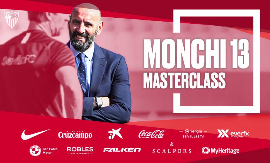 Monchi 13 Masterclass Sevilla FC