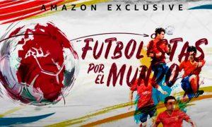 Documental Futbolistas por el mundo Sports on Media