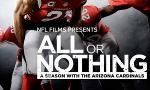 Documental All or nothing: Arizona Cardinals en Amazon recomendado por SportsonMedia