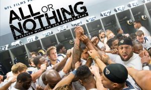 Documental All or Nothing: Los Ángeles Rams en Amazon Prime by Sports on Media