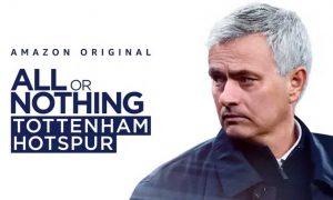 Documental All or nothing: Tottenham Hotspur en Amazon recomendado por SportsonMedia