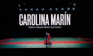 Documental Carolina Marín, puedo porqué pienso que puedo en Amazon recomendado por SportsonMedia